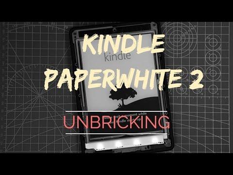 Unbricking Kindle Paperwhite 2