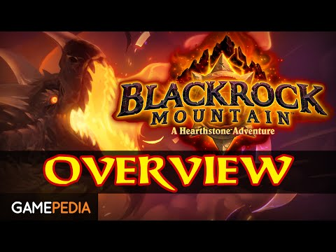 Hearthstone: Blackrock Mountain - New Bosses, Card Backs, and More!