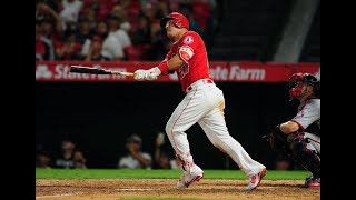 Mike Trout | 2017 Highlights ᴴᴰ
