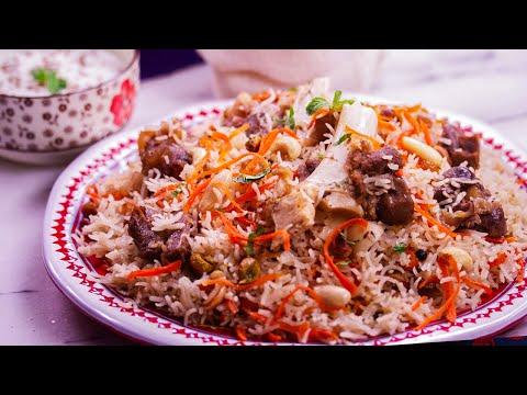 Kabuli Pulao Recipe By SooperChef