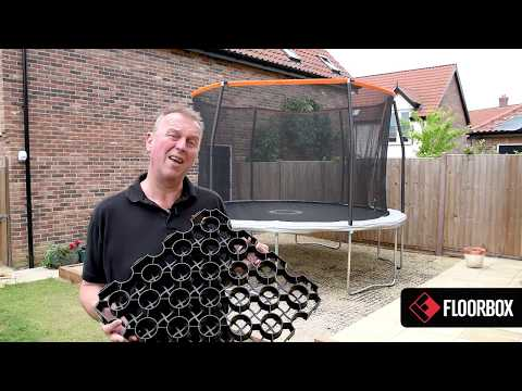 How to create the best flooring base for your Trampoline – a step-by-step guide