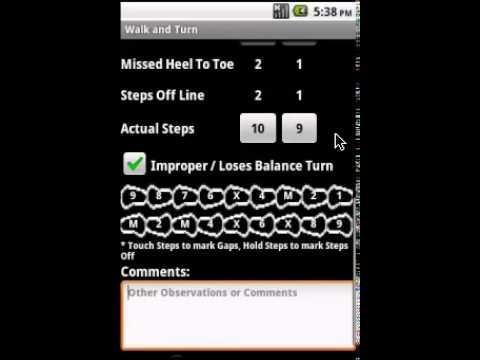DUI SFST Guide Free Android App