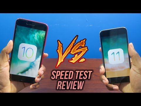 iOS 11 on iPhone 6: Should You Update? (Speed Test Comparing to iOS 10)
