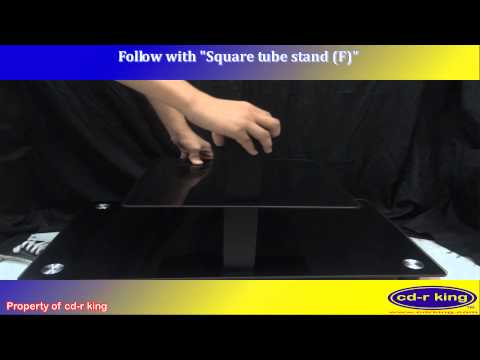 STD TV017 JT  ''32~37'' LCD TV STAND WITH BRACKET