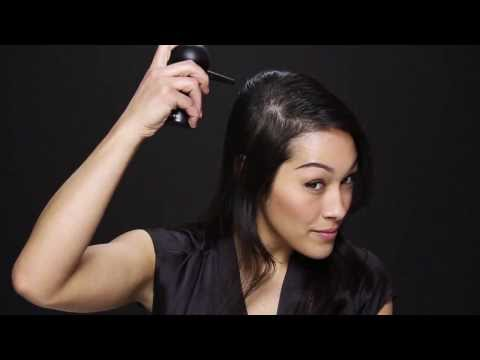 Make thin hair look thick in seconds