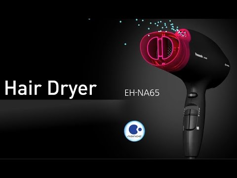 Panasonic EH-NA65 Hairdryer features