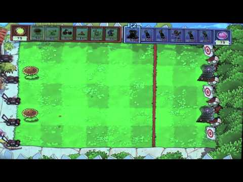 Plants v Zombies 2 player on PS3