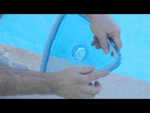 How to Replace a Pool Vacuum Brush : Pools & Spas