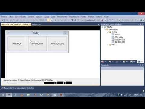 [VS2010 - C++] WinApi 10 - Abrir Multiples DialogBox