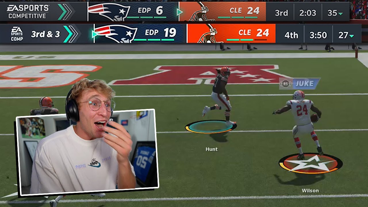 The BEST Madden Comeback You Will Ever Witness...