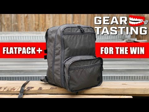 A Quick Look at the Haley Strategic Flatpack Plus - Gear Tasting 121