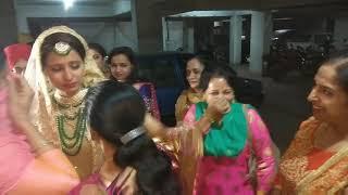DOLI |MARRIAGE |VIDAYI | SIKH WEDDING | BIDAYI SONG