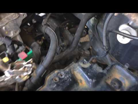 Coming soon - Peugeot 307 - Removing starter motor DIYChannel