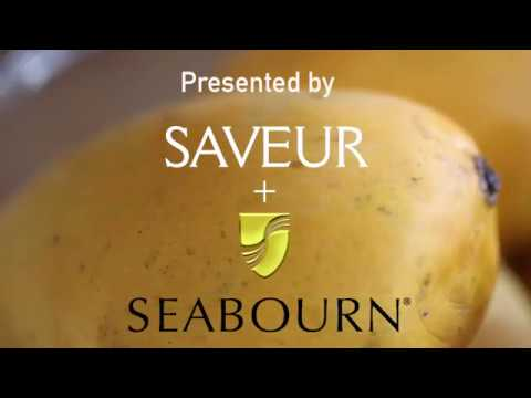 Watch How to Make Mango Sorbet with Champagne