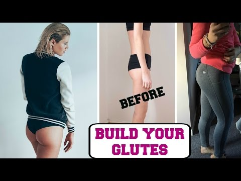 MODEL WORKOUT: How To Build Your Glutes Fast