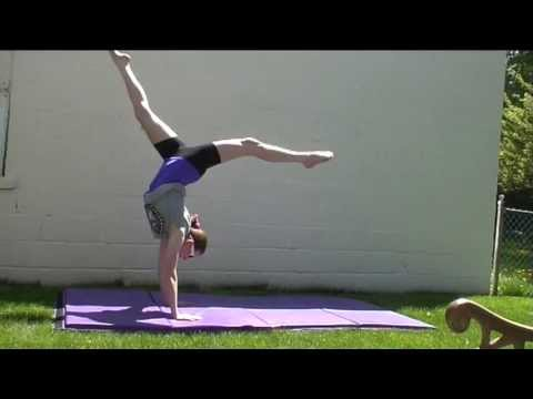 Front Walkover Attempts