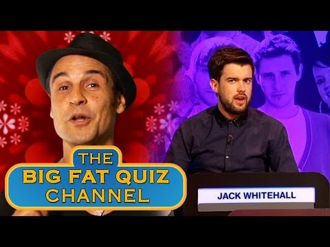 It's Time For Chico's Question   Big Fat Quiz Anniversary 2015
