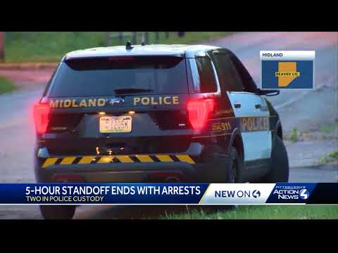 SWAT called to Midland home in Beaver County