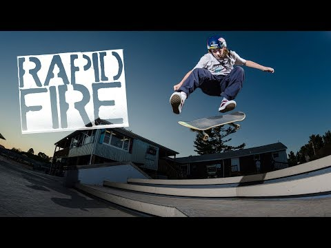 Rapid Fire: Toby Bennett at Woodward PA