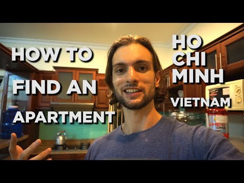 How To Find An Apartment In Ho Chi Minh City, Vietnam?