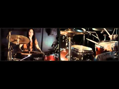 Rani Ramadhany ft. Satria Wilis - Somebody That I Used To Know (Drum Cover)