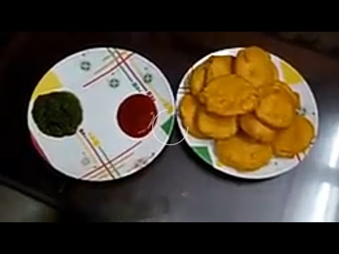 Lauki ke pakore Bottle Gourd Fritters-Easy and Quick Ghiya PAKODA