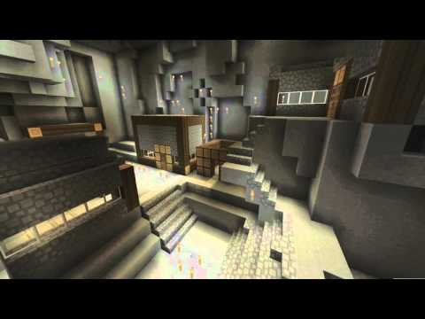 •Minecraft Timelapse: Underground City•