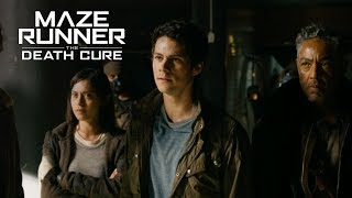 "Maze Runner: The Death Cure | ""Get Ready For A WCKD Ending"" TV Commercial 