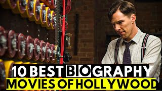 Top 10 Biography Hollywood Movies In Hindi | Top Amazing Biography Movies In Hindi