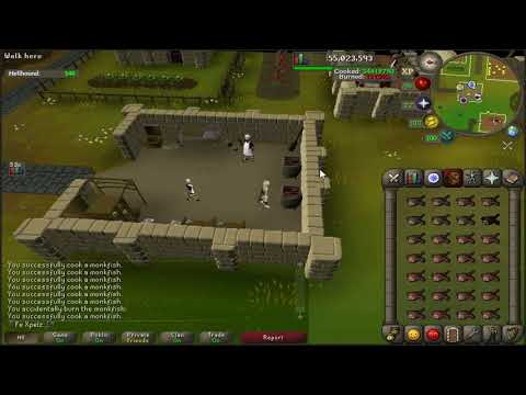 OSRS ironman progress #3-Fury achieved