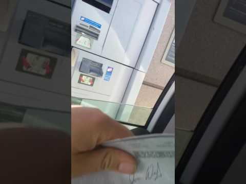 Check Deposit at Bank of America