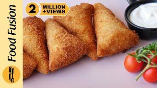 Chicken Bread Cones Recipe By Food Fusion (Ramzan Special)