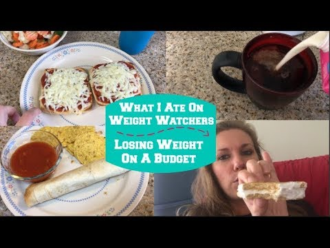 What I Ate On Weight Watchers Smart Points | Losing Weight On A Budget