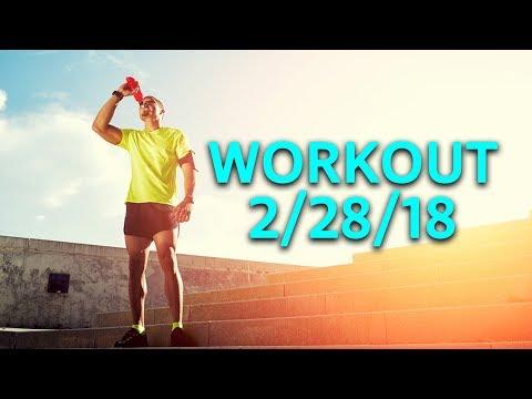 Workout 2-28-18
