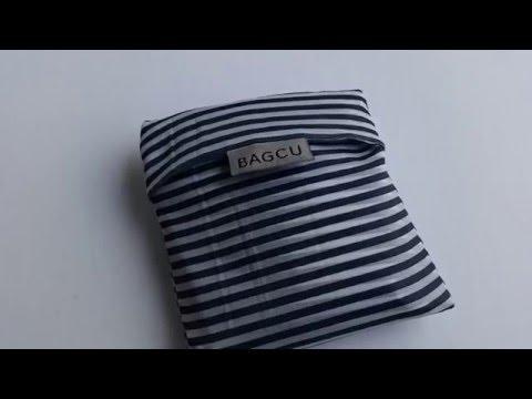 Bagcu Foldable Reusable Shopping Bag