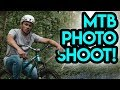 HOW I SHOOT MTB RIDING PHOTOS! (Before & After)