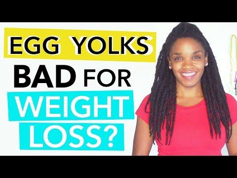 Are Egg Yolks Bad for You? Egg Yolks vs. Egg Whites for Weight Loss