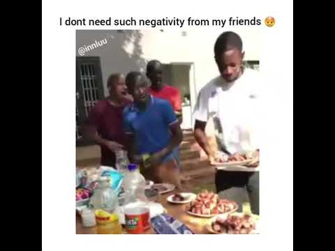 Selfish friend