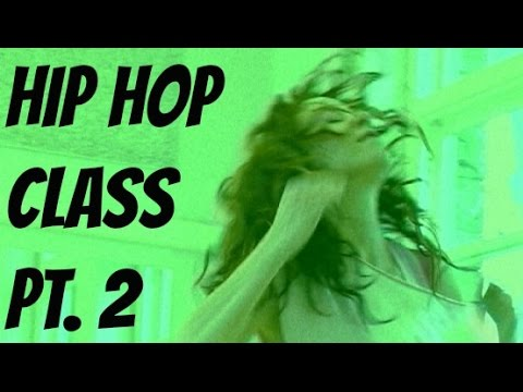 Learn to HIP HOP dance class for beginners -- 2/16