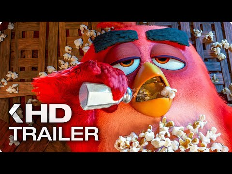Xxx Mp4 THE ANGRY BIRDS MOVIE 2 6 Minutes Trailers 2019 3gp Sex