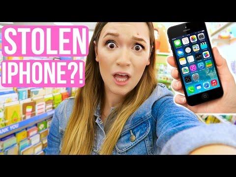 SOMEONE STOLE MY IPHONE?! VLOGMAS DAY 2!! Alisha Marie