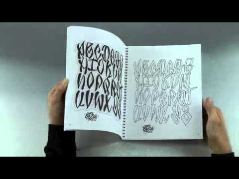 Letters To Live By Tattoo Lettering Sketchbook