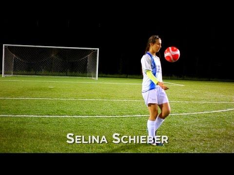 Best Soccer Scholarship video ever ~ Selina Schieber