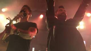 """I Like The Sound of That"" (Rascal Flatts cover) - Dan + Shay @ Tulsa, OK"
