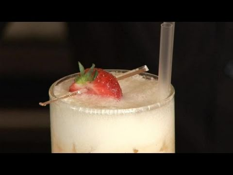 How To Mix A Non-Alcoholic Quiet Storm Cocktail