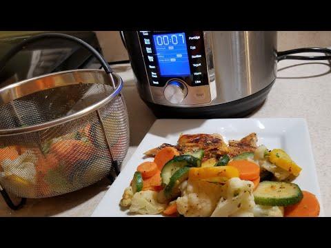 Instant Pot Ultra Mini Steamed Vegetables Accessories 3qt pressure cooker Steamer Basket