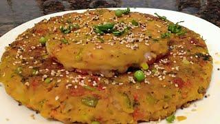 सूजी और ब्रेड का नया नाश्ता बहुत ही कम तेल में स्वाद ऐसा रोज बनाकर खायेगे - Suji Bread ka nasta