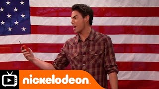 iCarly | Happy Birthday Colonel Shay! | Nickelodeon UK