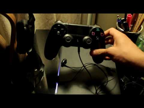 How to Use ANY Headphones/Earbuds with Mic as a Headset on PS4