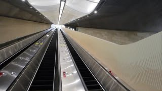 Live: Explore the world's deepest high-speed railway station 探访世界最深八达岭高铁站